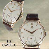 Omega Rotgold Handaufzug