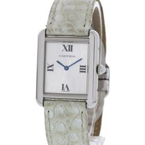 Cartier Tank Solo Stainless Steel 2716