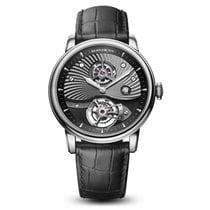 Arnold & Son TE8 White Gold Tourbillon