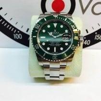 Rolex Submariner Date lv hulk