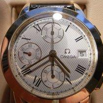 Omega Louis Brandt Chronograph