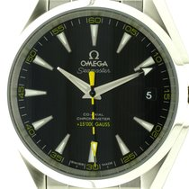 Omega Seamaster Aqua Terra Co-Axial 15000 Gauss