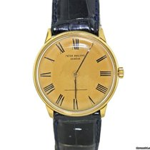 Patek Philippe Geneve Manual 32mm 18k Solid Yellow Gold 18j Watch