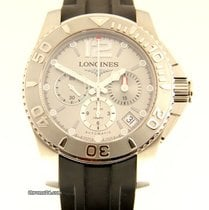 Longines HydroConquest - NEW - with B+P Listprice € 2.330,-