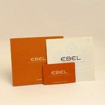 Ebel Certificate Booklet Set Sportwave Diver