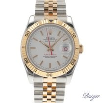 롤렉스 (Rolex) Datejust Turn-O-Graph Rose Gold/Steel