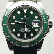 Rolex SUBMARINER DATE HULK CERAMIC LIKE NEW