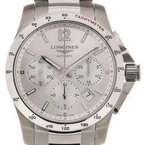 Longines Conquest 41 Chronograph