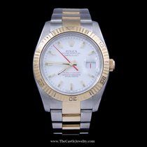 Rolex Datejust Watch Turn-O-Graph with Rotating Bezel