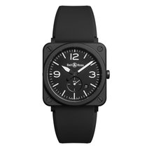 Bell & Ross BR S Black Matte Ceramic