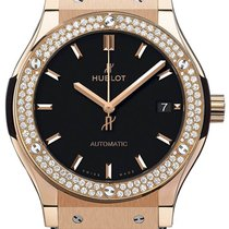 Hublot Classic Fusion King Gold Automatic 38mm
