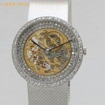 Audemars Piguet オーディマピゲ(オーデマ ピゲ) スケルトン K18WG無垢ダイヤベゼル文字盤 手巻き