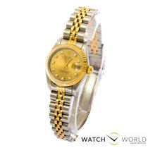 Rolex Lady Datejust 26 mm diamond factory