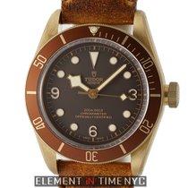 Tudor Heritage Black Bay Bronze 43mm Brown Dial