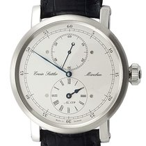 Erwin Sattler Regulateur Classica Secunda patented Jump Second