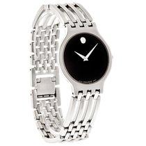 Movado Esperanza Mens Stainless Steel Swiss Quartz Watch 0603954