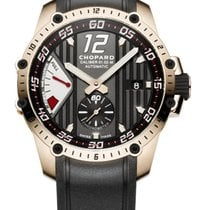 Chopard Superfast Power Control 18K Rose Gold Men's Watch