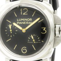 パネライ (Panerai) Polished  Luminor 1950 3 Days Hand Winding...