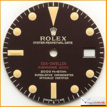 Rolex Dial Double Red Sea-Dweller Mark II Ref 1665