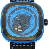 Sevenfriday P1 Industrial Essence Blue