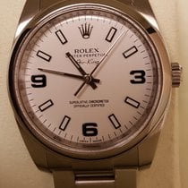 Rolex Air King stainless steel Oyster Perpetual Chronometer
