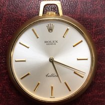 Rolex Cellini Pocket Gold