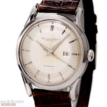 IWC Vintage Gentlemans Watch Automatic Cal-8531 Stainless Steel