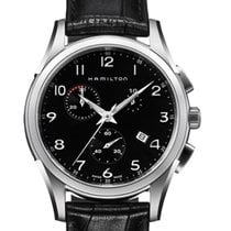 Hamilton Jazzmaster Thinline Chrono Quartz