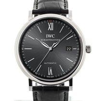 IWC Portofino Automatic Black