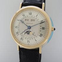 Breguet Serpentine Perpetual Calendar 18K, Ref.: 3040 -Full...