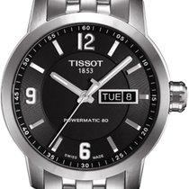Tissot T-Sport PRC 200 Powermatic 80 Herrenuhr T055.430.11.057...