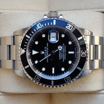 Rolex [UNPOLISHED +SERVICED] Submariner Date 16610 Tritium