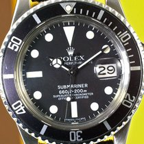 Rolex Submariner 1680, vintage Sub Date,  fat font, NEW SERVICE