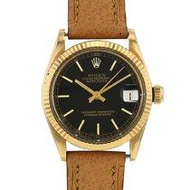 Rolex Oyster Perpetual Date en or jaune Ref : 6827 Vers 1974