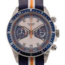 Τούντορ (Tudor) Heritage 42 Chronograph Blue Dial