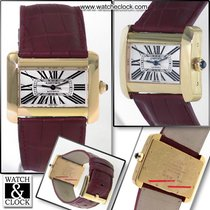 Cartier Divan oro  2603