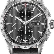 Hamilton BROADWAY H43516731 Herrenchronograph 60h Gangreserve