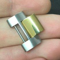 Longines Link maglia 20 mm Hydroconquest oro gold acciaio...