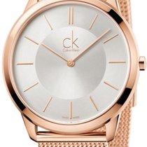 ck Calvin Klein Minimal K3M21626 Herrenarmbanduhr Swiss Made