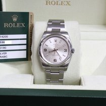 Rolex New 114200 Air King Oyster Perpetual Stainless Box &...
