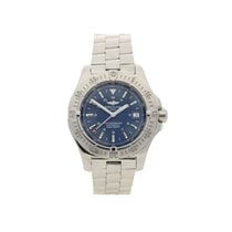 Breitling Colt A17380 - Gents Watch - Mariner Blue Dial - 2008