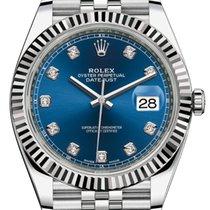 Rolex Datejust 41mm II Blue Dial