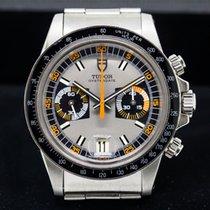 Tudor 7149/0 Vintage Monte Carlo Chronograph SS NICE (26285)
