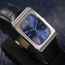 Omega Geneve Mens Vintage Swiss Manual Wind 1970s Classic...