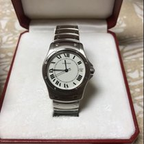 Cartier Santos Ronde Ref. W20026K1 1920.1 -- Men's watch...