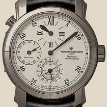 Vacheron Constantin Malte Dual Time Regulator