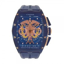 Cvstos Challenge Pride of Colombia Blue Stainless Steel...