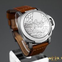 Panerai Luminor Blackseal LIMIT.EDIT 2002/300pcs.Titanium&...