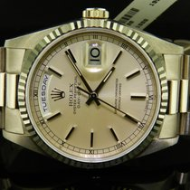 Rolex Day Date Ref. 18239 Oro Bianco