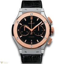 Hublot Classic Fusion Chronograph Titanium Men's Watch